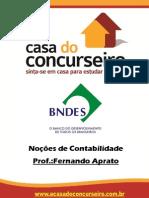 BNDES Nocos de Contabilidade Fernando Aprato COM CAPA
