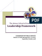 ASOG_leadership Framework