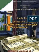 Unchiul Petros Si Conjectura Lui Goldbach