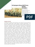 devrimci halk savaşına karşı NATO'nun gladio savaşları