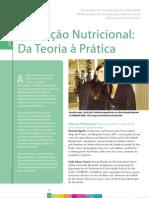 Educação Nutricional - da teoria à prática - Entrevista