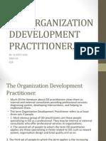 The Organization Ddevelopment Practitioner