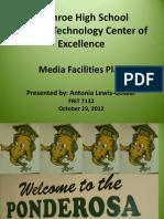 facilities plan