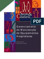 Gerenciamento de Manutenção de Equipamentos Hospitalares