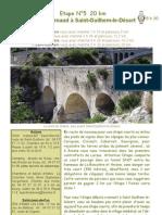 Voie d'Arles (extrait du guide)