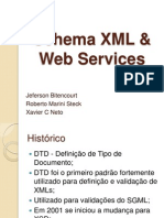 Apresentação WebService e Schema XML