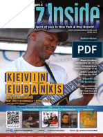 Jazz Inside Magazine - April 2013 issue