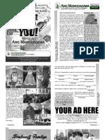 Ang Manggagawa Vol 2 Issue 4 (April 2013)
