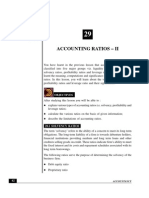 Accounting Ratios