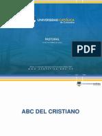 116 9078 ABC Del Cristiano