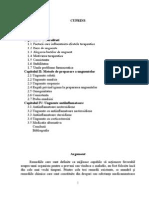 metoda de aplicare a unguentelor din varicoză
