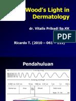 Wood's Light in Dermatology