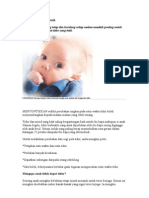 Strategi Tidurkan Anak