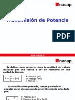 PPT Transmisión de Potencia y Flexión (1).pptx