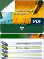 Powerpoint-modele de Scrisori