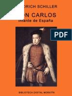 Schiller - Don Carlos
