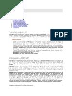 Teoria de ADO.net 2.0
