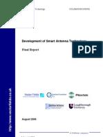 Ofcom Development of Smart Antenna