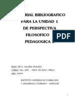 Material Bibliográfico Unidad 1