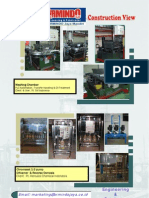 Washing Chamber parts & component Automotif