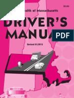 Mass Road Rules
