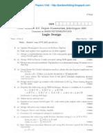 Logic Design July 2005 Old