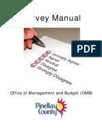 Survey Manual