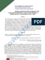 19707236 Bosnian Language and Boshnjak Identity