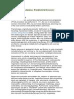 PCI or PTCA