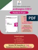 IFRI_dossierpressepe22012