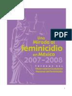 1236619840_Una Mirada Al Feminicidio en Mexico 2007 a 2008 PDF