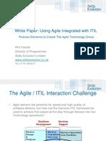 Agile ITIL Integration White Paper