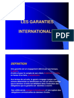 Garanties International Es