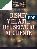 Disney y El Arte Del Servicio
