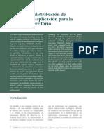 Modelos de distribución de especies y su aplicacion para la gestion del territorio