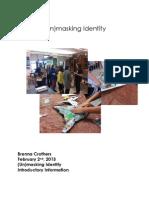 identity maskmaking
