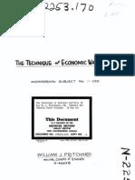 Technique of Economic Warfare