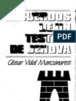 Vidal Cesar - Recuerdos de Un Testigo de Jehova