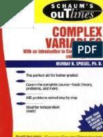 Schaum's Complex Variables -- 320