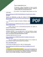 Agentes de Combate às Endemias e Agentes Comunitários de Saúde do Brasil