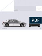 S60 Owners Manual MY06 en Tp8147