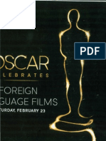 Oscars Foreign Films Guide 2013