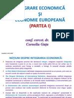 Integrare Economica Si Economia Europeana_Partea I