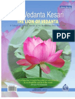 The Vedanta Kesari September 2010