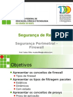 65988016 Seguranca Perimetral Firewall e Proxy