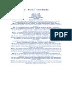 Libro I - Personas y Cosas Rurales