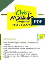 Club-mahindra Case Study.ppt