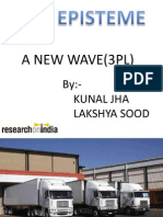 3PL Presentation by Kunal Jha