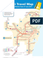 Mymulti Fare Map