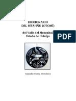 Diccionario Otomi